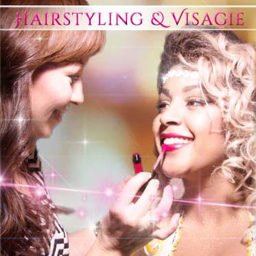 A Hairstyling en Visagie